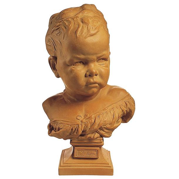 the pouting child carpeaux