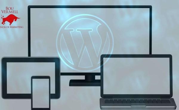 Paginas con Wordpress por Bou Vermell