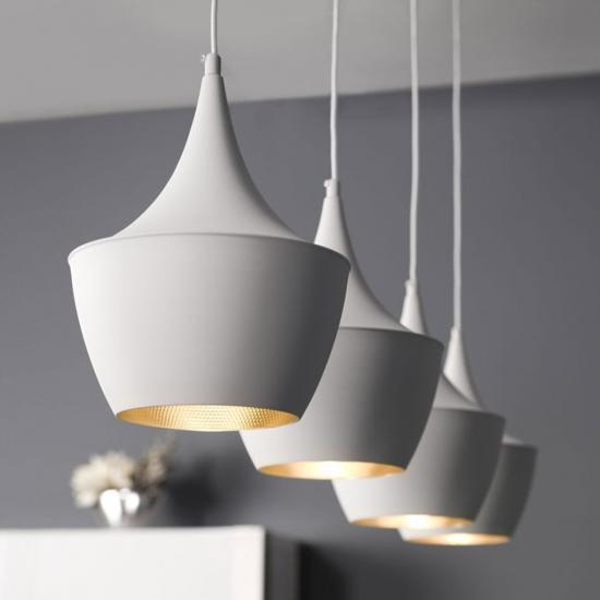 Hanglamp op schuin plafond  Bouwinfo