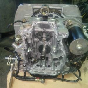 Revisie Hatz motor