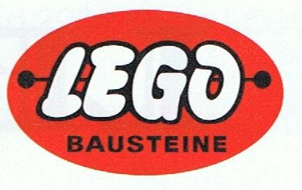 LEGO Logo 1956