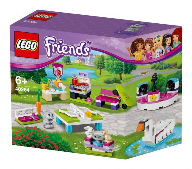 LEGO Friends 40264 Accessory Set