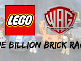 LEGO The Billion Brick Race