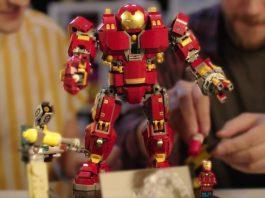 Designer Video LEGO Marvel 76105 The Hulkbuster: Ultron Edition