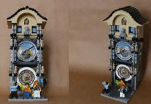 LEGO Ideas Astronomical Clock