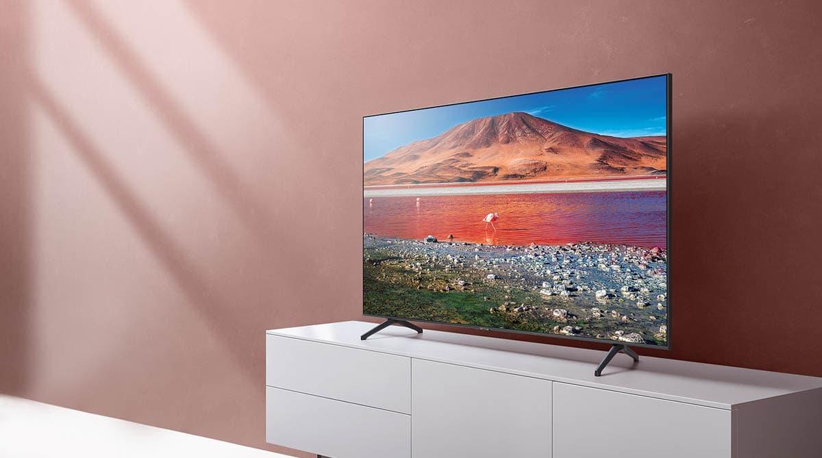 smart tv samsung ue55tu7125 la 4k a