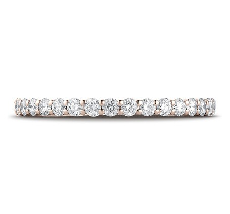 552623RG P3 - DIAMONDS ROSE GOLD 2MM DIAMOND BAND