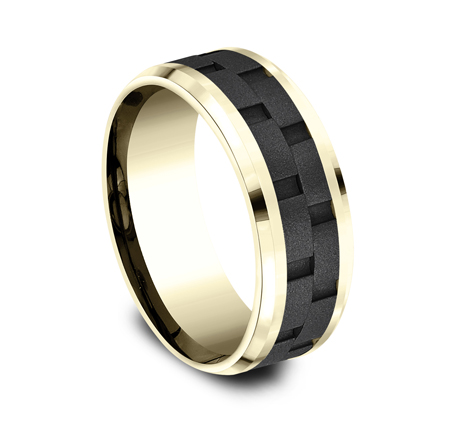 CF448493BKTY P2 - 8MM MULTI MATERIAL BAND CF448493BKTY