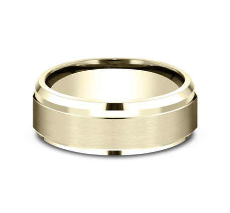 CF68486Y P3 - 9MM YELLOW GOLD BAND CF68486Y