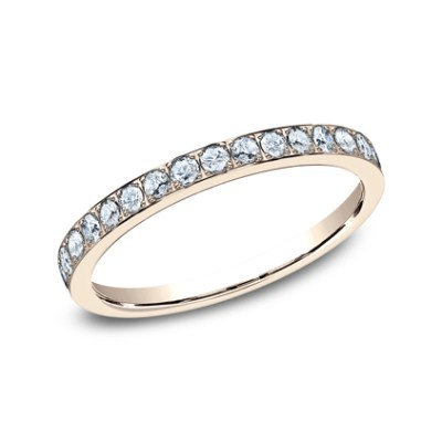 2MM PAVE SET ETERNITY DIAMOND RING 522721R - 2MM PAVE SET ETERNITY DIAMOND RING 522721R