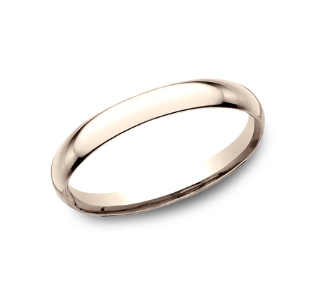 2MM ROSE GOLD BAND LCF120R - 2MM ROSE GOLD BAND LCF120R