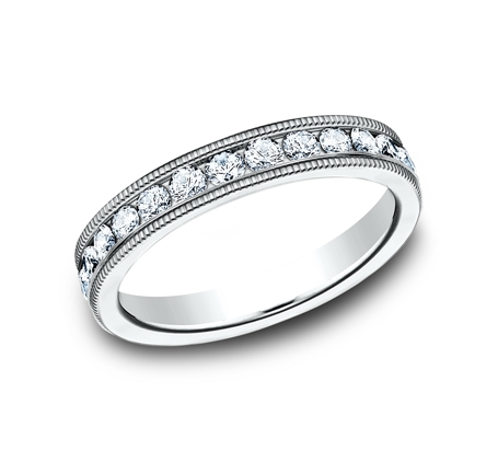 4MM CHANNEL SET ETERNITY BAND 534550W - 4MM CHANNEL SET ETERNITY BAND 534550W
