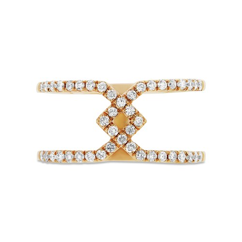 0.40ct 14k Yellow Gold Diamond Ladys Ring SC22003727 1 - 0.40ct 14k Yellow Gold Diamond Lady's Ring SC22003727