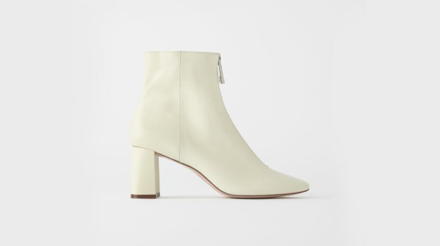 ankle boots Zara