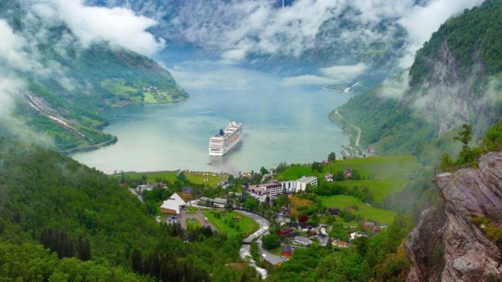 Ταξίδι στην παραμυθένια Νορβηγία -Γραφικά χωριά, όμορφα τοπία   BOVARY
