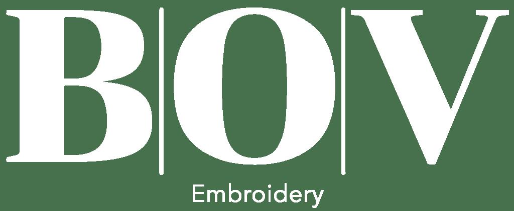 BOV Embroidery Logo