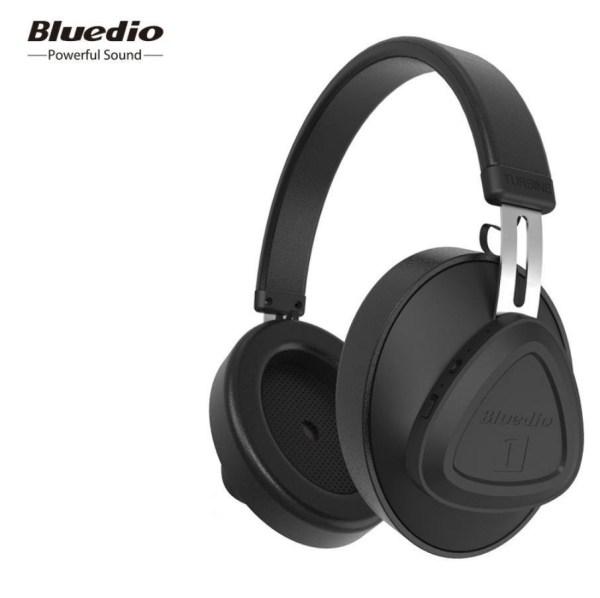TMS Bluedio Black Bluetooth Headphone Bovic