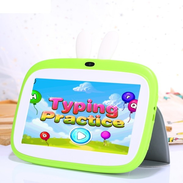 Rabbit Kids Tablet 7 inch www.bovic.co.ke green