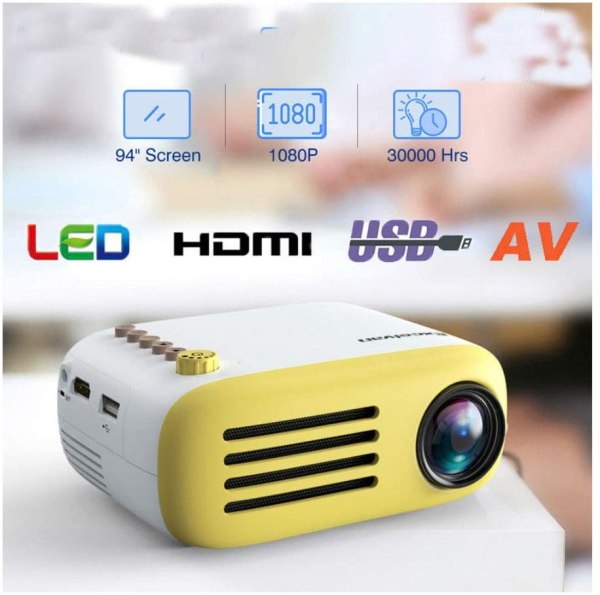 yg200 portable LED mini projector www.bovic.co.ke