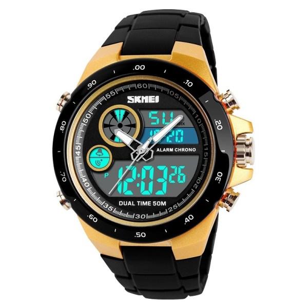 1429颜色2 Skmei Watch Gold www.bovic.co.ke