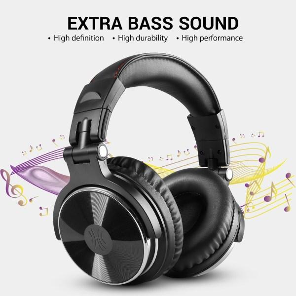 One Odio Pro 10 Wired Headphone www.bovic.co.ke