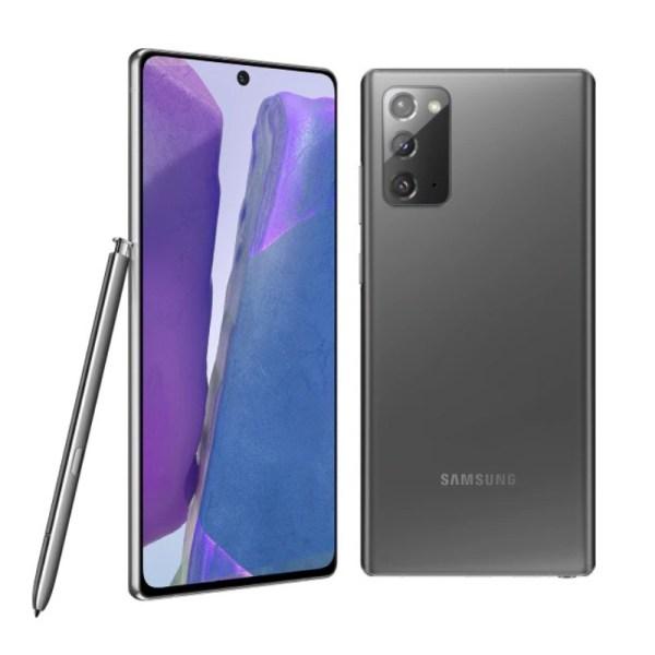 Samsung Galaxy Note 20 Mystic Gray www.bovic.co.ke 2