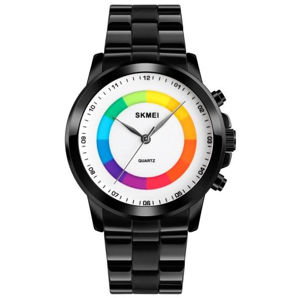 skmei 1491 watch black