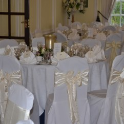 Ivory Wedding Chair Covers Hire Bedroom Hammock Wedding, Party And Event Decoration Specialists