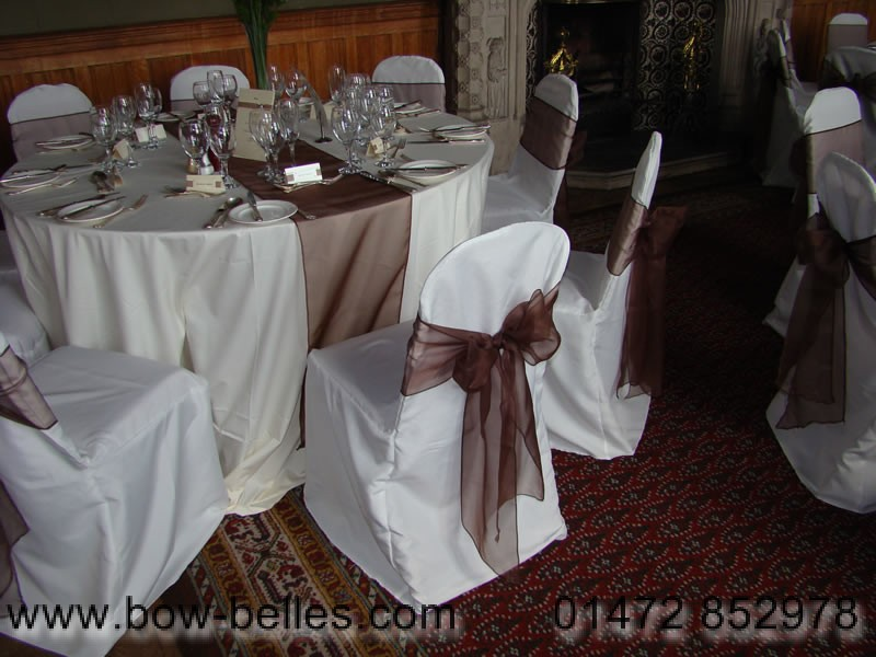 chair covers wedding yorkshire used broda cover hire white