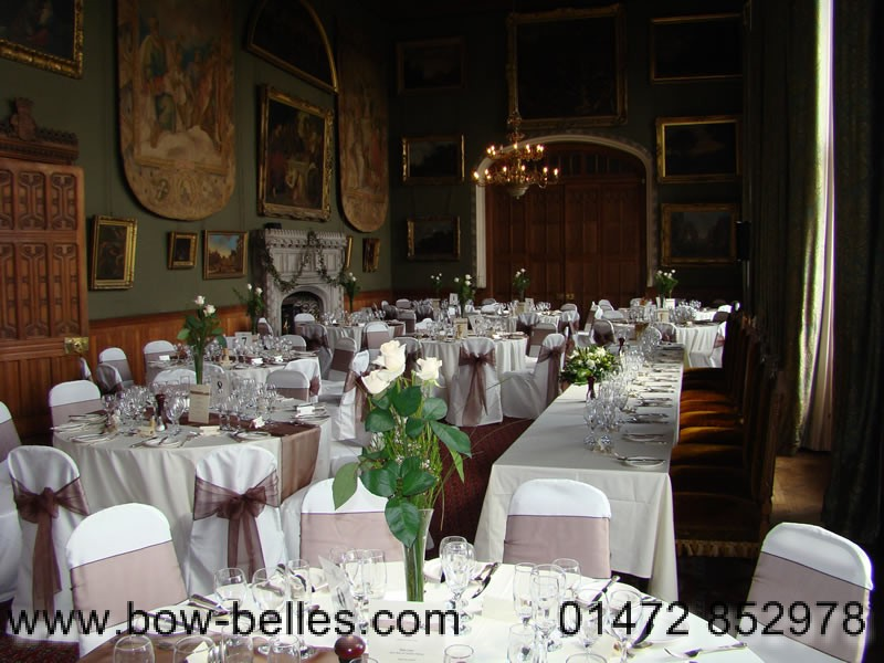 chair cover hire yorkshire glider parts bearings wedding white