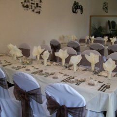 Wedding Chair Cover Hire Bedford Two Rocking Chairs Devon