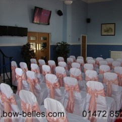 Wedding Chair Covers Doncaster White French Bistro Dining Chairs Cover Hire