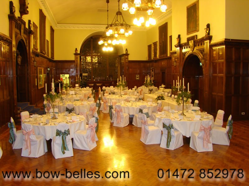 chair covers wedding hull linen club cover hire