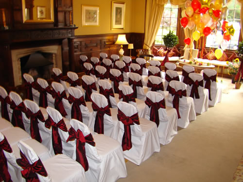 chair cover hire exeter alera elusion instructions wedding