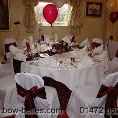 Chair Cover Hire Derbyshire Sash Style Wedding