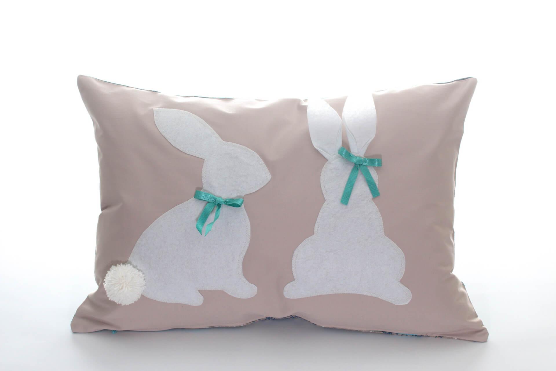 cream colored sofa pillows no sew slipcovers handmade decorative pillow with white