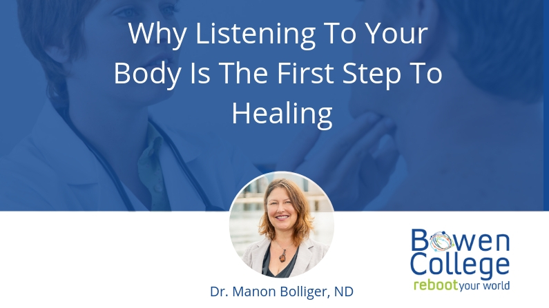 Why Listening To Your Body Is The First Step To Healing