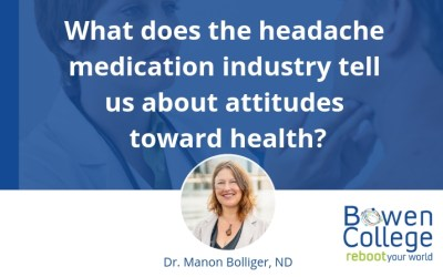 What does the headache medication industry tell us about attitudes toward health?