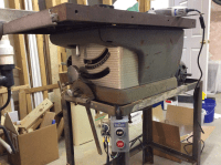 Table saw Start/Stop