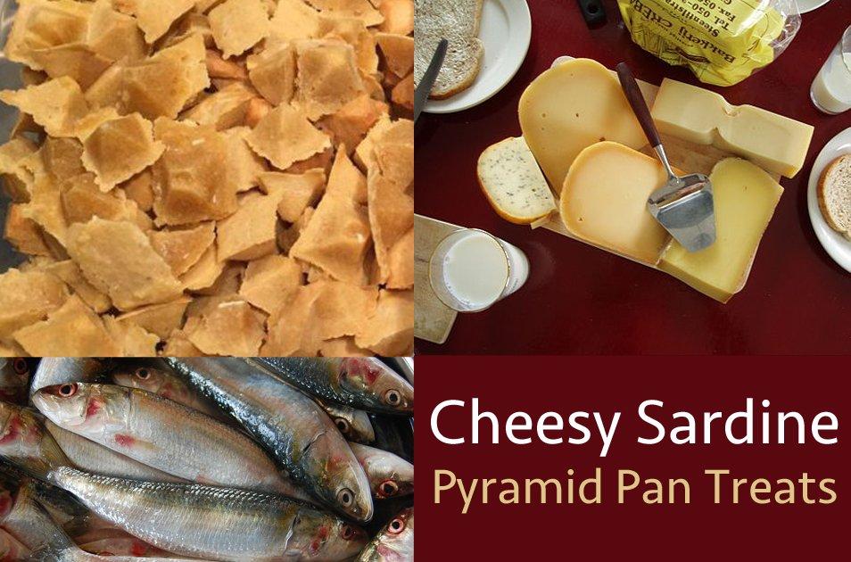 cheesy sardine