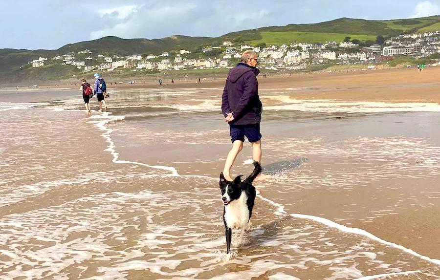 dog friendly woolacombe