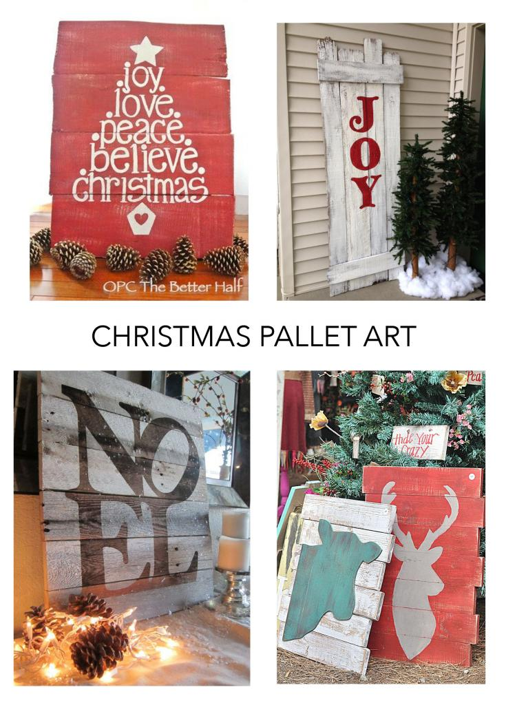 Christmas Trends Pallets Bower Power
