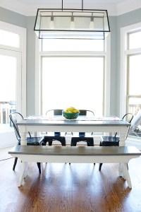 Kitchen Table Makeover | Bower Power | Bloglovin