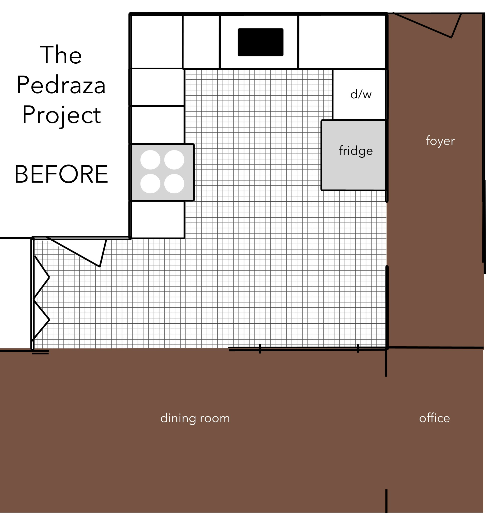 hight resolution of tips to lay a herringbone pattern tile