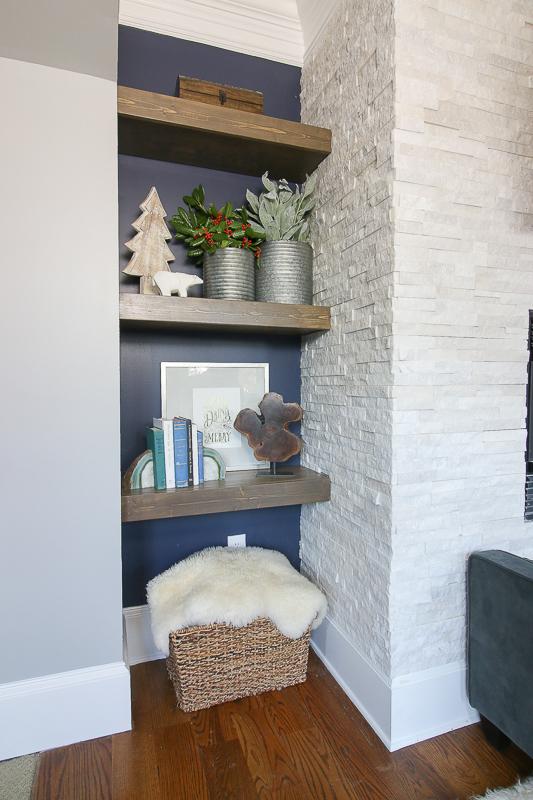 Shallow Shelves Bower Power