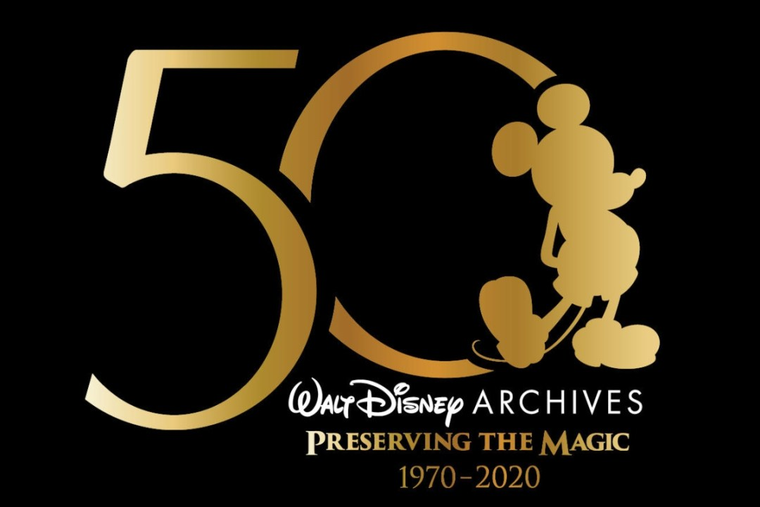 Walt Disney Archives Lecture Series: 50 Years of the Walt Disney Archives: A Gold Mine of Fun Finds