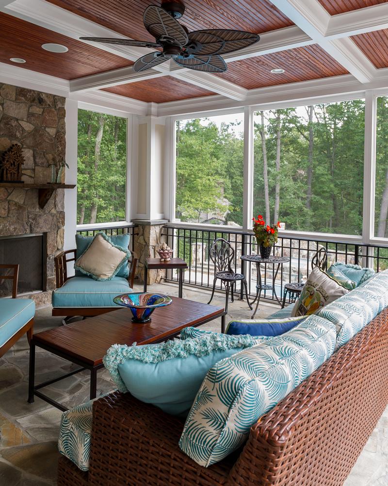 IndoorOutdoor Renovation in Northern Virginia  Remodeling Northern VA