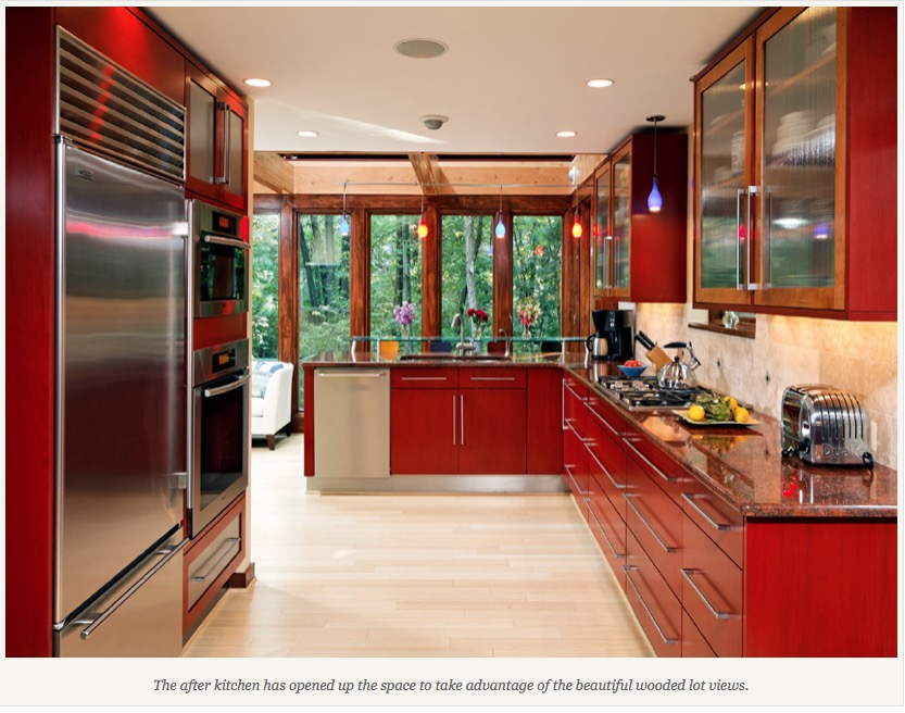kitchen contractor cabinet design software remodeling project profile of the year grand after mclean va