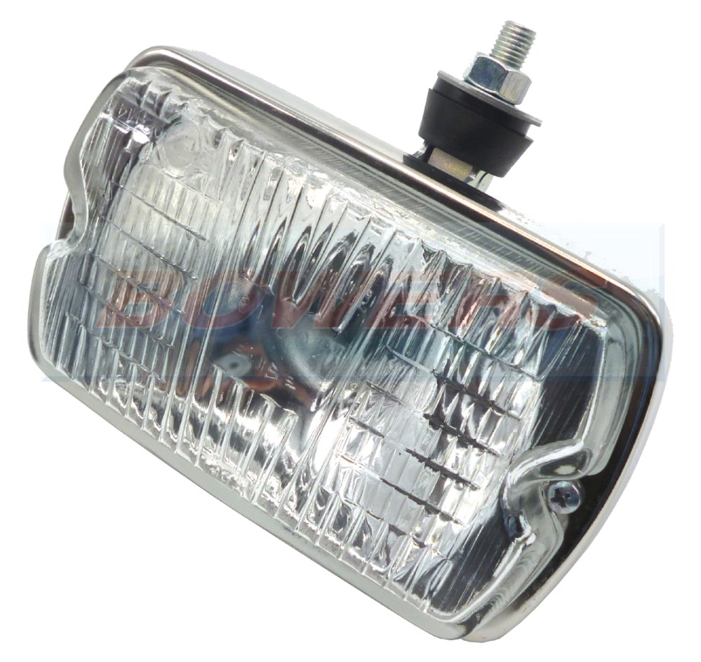 medium resolution of sim 3210 stainless steel front fog lamp light peugeot 205 gti cti 106 306 mi16
