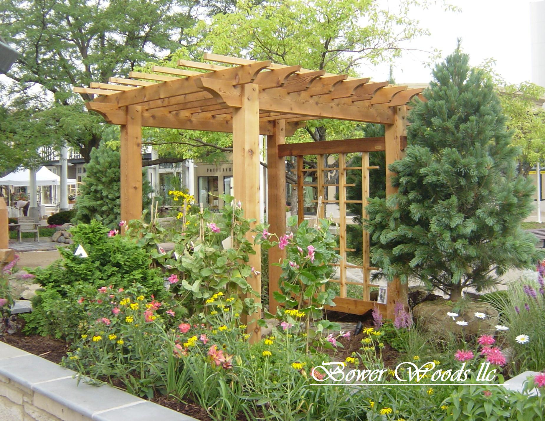 73 Best Images About Arbor Pergola On Pinterest Gardens